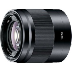 Sony Alpha SEL50F18 50mm f/1.8 (Black) -E mount, 49mm filter found on Bargain Bro India from Crutchfield for $348.00