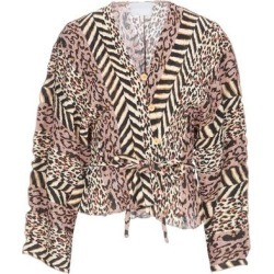 Blouse - White - Nanushka Tops found on MODAPINS from lyst.com for USD $97.00