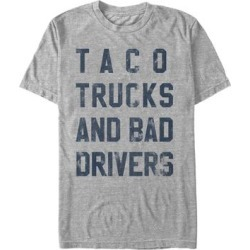 Fifth Sun Men's Tee Shirts ATH - Athletic Heather 'Taco Trucks' Tee - Men found on Bargain Bro Philippines from zulily.com for $14.99