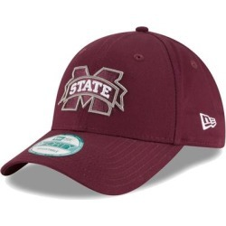 Mississippi State Bulldogs New Era The League Logo 9FORTY Adjustable Hat – Maroon found on Bargain Bro from Fanatics for USD $18.23