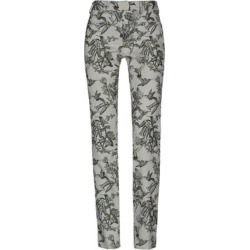 Casual Trouser - Green - Giamba Pants found on MODAPINS from lyst.com for USD $66.00