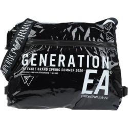 Cross-body Bag - Black - Emporio Armani Messenger found on Bargain Bro from lyst.com for USD $345.80
