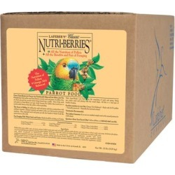 Lafeber's Nutri-Berries Parrot Food, 20 LBS found on Bargain Bro Philippines from petco.com for $124.99
