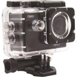 Naxa Black Waterproof Action Camera found on Bargain Bro from belk for USD $30.39