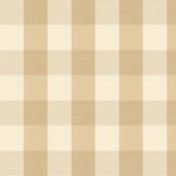 Buffalo Check Wheat Fabric by the Yard - Ballard Designs found on Bargain Bro from Ballard Designs for USD $26.68