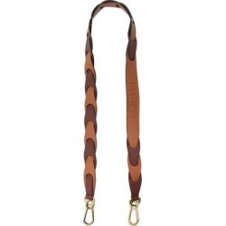 Bag Strap - Brown - Loewe Belts found on MODAPINS from lyst.com for USD $629.00