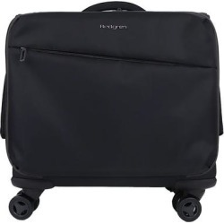 Nova Eclipse Small 20-inch Underseat Spinner Carry-on - Black - Hedgren Luggage found on Bargain Bro from lyst.com for USD $148.20