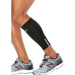 Compression Calf Sleeves by Copper Fit in Black (Size 4XL/5XL) found on Bargain Bro Philippines from Brylane Home for $27.99