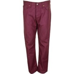 Levi's Men's 501 Original Shrink to Fit Button Fly Jeans (Grape 2404 - 34X30), Purple 2404(canvas) found on MODAPINS from Overstock for USD $47.83