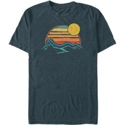Fifth Sun Men's Tee Shirts SLATE - Slate Heather Fire Trail Tee - Men found on Bargain Bro from zulily.com for USD $12.15