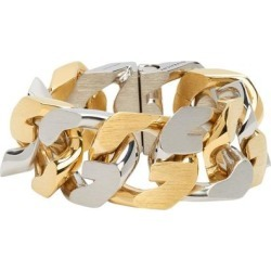 Gold & Silver G Chain Bracelet - Metallic - Givenchy Bracelets found on Bargain Bro from lyst.com for USD $661.20