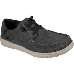 Skechers Men's Sneakers BLK - Black Melson Volgo Sneaker - Men found on Bargain Bro India from zulily.com for $54.99