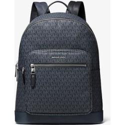 Michael Kors Hudson Logo Backpack Blue One Size found on Bargain Bro Philippines from Michael Kors for $373.50