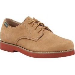 Wide Width Men's Buck Oxfords by Eastland in Taupe (Size 10 W) found on Bargain Bro Philippines from fullbeauty for $90.00