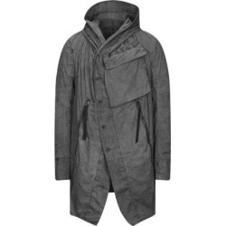 Overcoat - Gray - Masnada Coats found on MODAPINS from lyst.com for USD $750.00