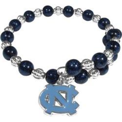 North Carolina Tar Heels Women's 400 Degrees Beaded Bracelet found on Bargain Bro India from Fanatics for $29.99