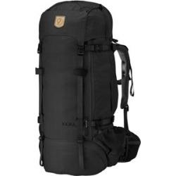 Fjallraven Backpacking Packs Kajka 100 Black F27097550 Model: F27097-550 found on MODAPINS from campsaver.com for USD $425.00