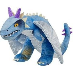 Frisco Mythical Mates Bluefoot the Blue Dragon Plush Squeaking Dog Toy, Medium found on Bargain Bro from Chewy.com for USD $8.34