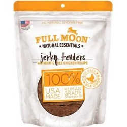 Full Moon Natural Essentials Jerky Tenders Chicken Recipe Human-Grade Dog Treats, 26-oz bag found on Bargain Bro Philippines from Chewy.com for $15.99