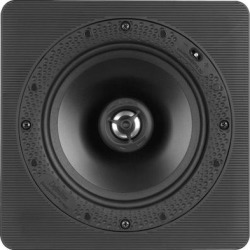 Definitive Di 6.5S Each Square in-wall/ceiling Speaker found on Bargain Bro from Crutchfield for USD $227.24
