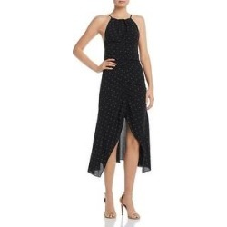 Alice McCall Womens Oscar Cocktail Dress Polka Dot Rouched - Black (2), Women's(viscose) found on MODAPINS from Overstock for USD $48.64