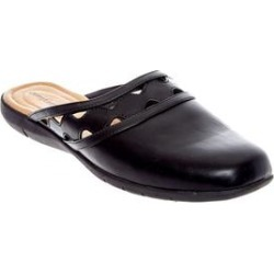Women's The McKenna Mule by Comfortview in Black (Size 7 M) found on Bargain Bro Philippines from Ellos for $55.99