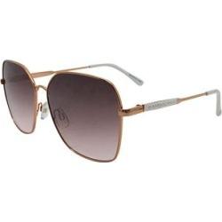 Bandolino Women's Sunglasses WT - White Ombre Sardinia Oversize Sunglasses found on Bargain Bro from zulily.com for USD $7.59