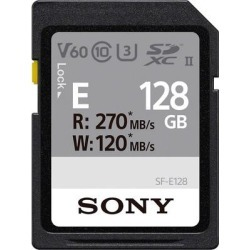 Sony SFE128/T1 Memory Card found on Bargain Bro India from Crutchfield for $41.00