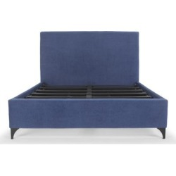 Safavieh Couture Celina 2-Drawer Storage Bed found on Bargain Bro from Overstock for USD $1,176.09