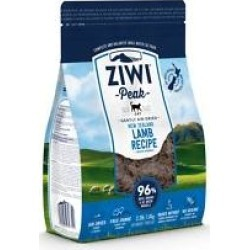 Ziwi Peak Air-Dried Lamb Recipe Cat Food, 2.2-lb bag found on Bargain Bro from Chewy.com for USD $38.14