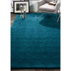 Weave & Wander Teal 8 ft x 11 ft Celano Area Rug found on Bargain Bro Philippines from belk for $543.50