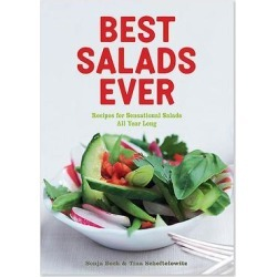 Grub Street Cookery Cookbooks - Best Salads Ever Cookbook found on Bargain Bro from zulily.com for USD $12.15