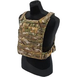 Grey Ghost Gear Minimalist Plate Carrier - Minimalist Plate Carrier, Multicam found on Bargain Bro Philippines from brownells.com for $124.66