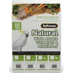 ZuPreem AvianMaintenance Natural Bird Diet for Parrots & Conures, 20 LBS found on Bargain Bro Philippines from petco.com for $58.99