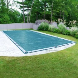 Pool Mate Guardian Winter Cover for In-Ground Swimming Pools found on Bargain Bro Philippines from Overstock for $113.99