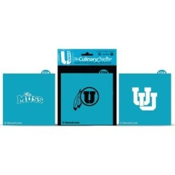 Utah Utes Culinary Crafter Logo Stencil Set found on Bargain Bro from Fanatics for USD $18.99