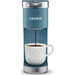 Keurig K-Mini Plus Single-Serve K-Cup Pod Coffee Maker, Brt Blue found on Bargain Bro from Kohl's for USD $83.59