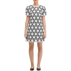Kate Spade Womens Wear to Work Dress Tweed Short Sleeves - French Cream found on MODAPINS from Overstock for USD $155.89