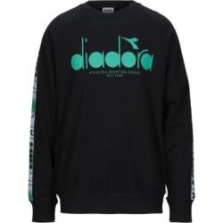 Sweatshirt - Black - Diadora Sweats found on MODAPINS from lyst.com for USD $53.00