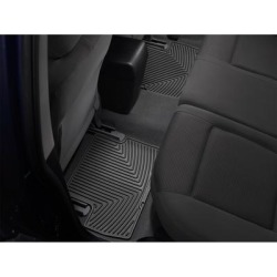 WeatherTech Floor Mat Set, Fits 2008-2013 Toyota Highlander, Primary Color Black, Position Rear, Model WTCB000122 found on Bargain Bro from northerntool.com for USD $45.60