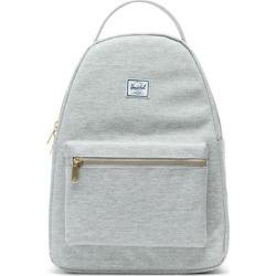 Herschel Nova Backpack - Gray - Herschel Supply Co. Backpacks found on MODAPINS from lyst.com for USD $70.00