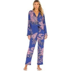 Pant Set - Blue - Maaji Nightwear found on Bargain Bro India from lyst.com for $92.00