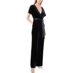 Jumpsuit - Black - Alice + Olivia Jumpsuits found on MODAPINS from lyst.com for USD $170.00