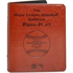 MLB Ballpark Pass-Port Book found on Bargain Bro from Fanatics for USD $68.39