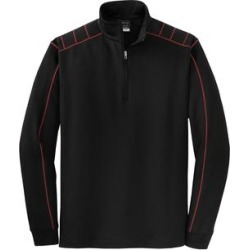 Nike Dri-FIT 1/2 Zip Warm Up Golf Jacket found on Bargain Bro from Overstock for USD $58.51