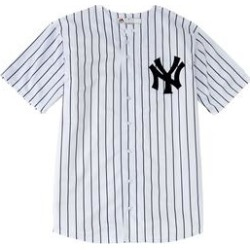 Men's Big & Tall MLB Original Replica Jersey by MLB in New York Yankees (Size 4XL) found on Bargain Bro Philippines from fullbeauty for $56.99
