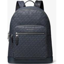 Hudson Logo Backpack - Blue - Michael Kors Backpacks found on MODAPINS from lyst.com for USD $498.00