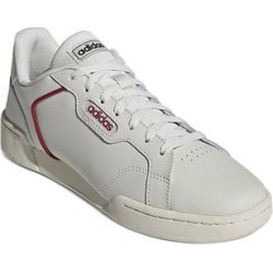 adidas Men's Sneakers RAWWHT/RAWWHT/ACTMAR - Adidas Men's Roguera Sneaker Raw White & Maroon - Men found on Bargain Bro Philippines from zulily.com for $24.99