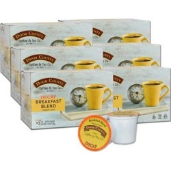 Door County Coffee Breakfast Blend Coffee Pods in Brown, Size 8.25 H x 12.0 W x 6.25 D in | Wayfair SI06BRBD found on Bargain Bro Philippines from Wayfair for $47.99