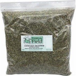 From The Field Leaf & Flower Catnip, 9-oz bag found on Bargain Bro from Chewy.com for USD $18.99